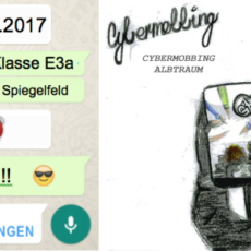 Theater eMu3Ea: Cybermobbing Albtraum