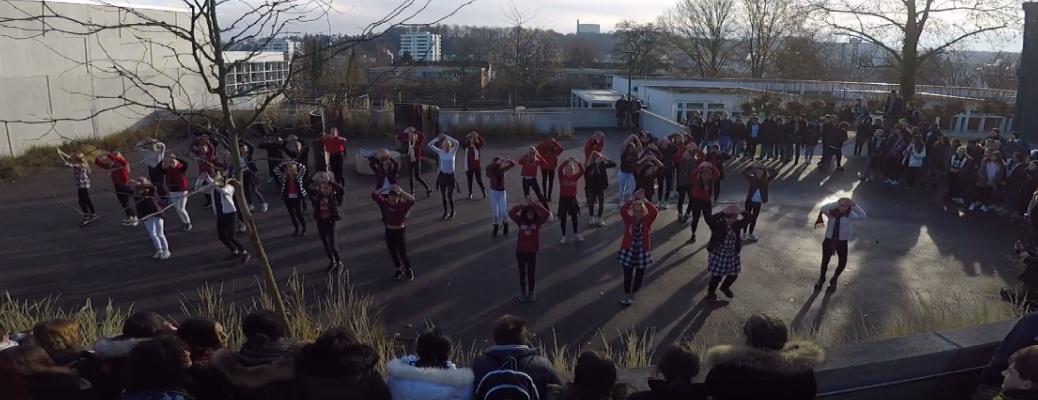 """Flashmob """"Despacito"""""""