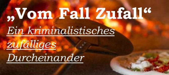 """""""Vom Fall Zufall"""" – Vorführungen Theaterkurs"""