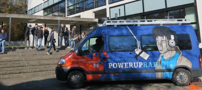 Powerup-Radio