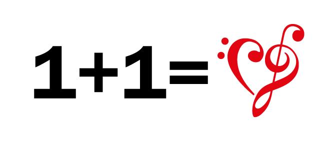 1+1 =