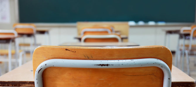 Aktuell: Einstellung des Unterrichts vor Ort